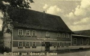Gasthaus zur schwarzen Henne Reurieth
