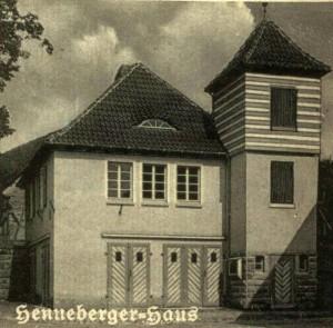 Henneberger Haus Reurieth