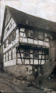 altes Bauernhaus in Reurieth
