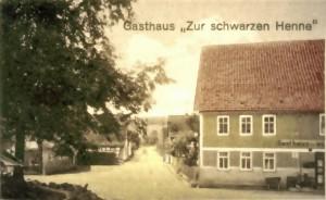 """Gasthaus """"Zur schwarzen Henne"""" Reurieth"""