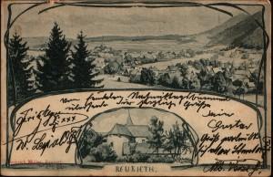 """""""Panorama-Ansicht von Reurieth"""""""